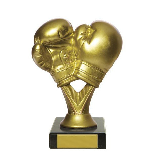 Boxing Trophy available in four sizes - The Trophy Superstore
