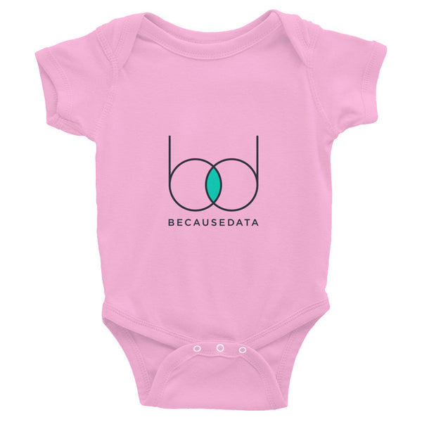 becausedata Infant Bodysuit