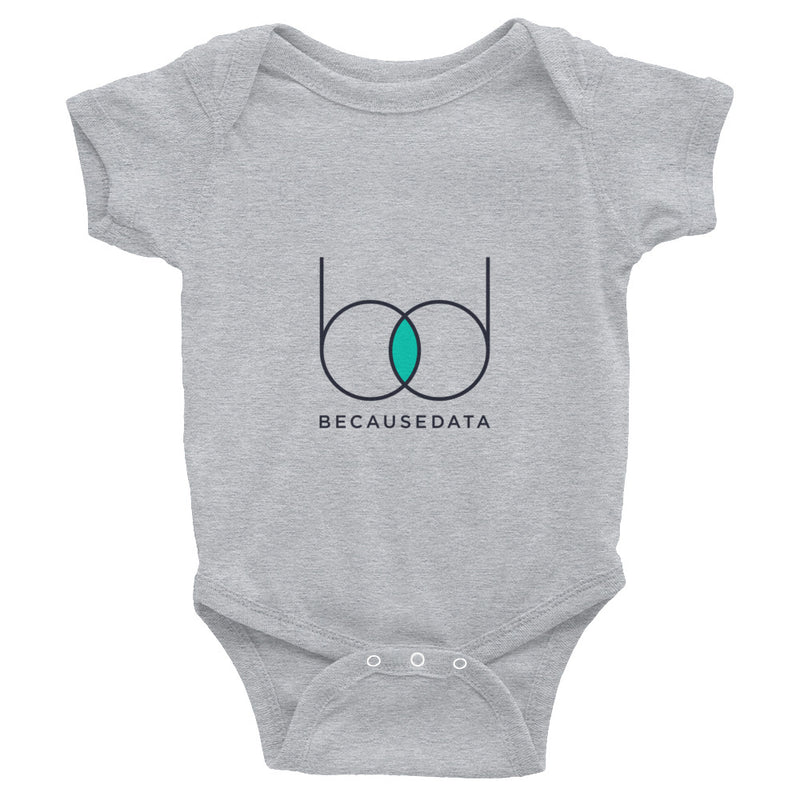 because data infant bodysuit onesies nerdy data science machine learning AI