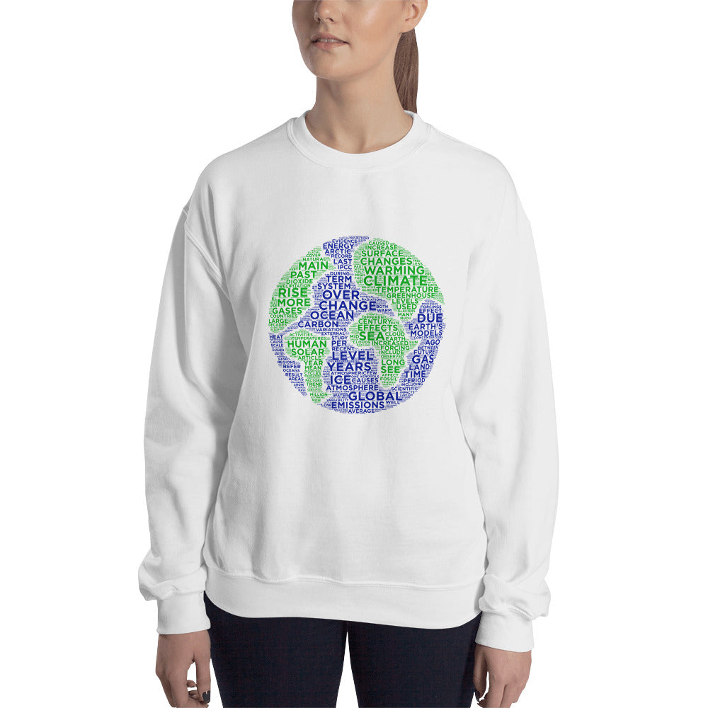 Climate Change Sweatshirt