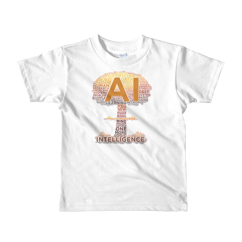 Evil AI kids t-shirt