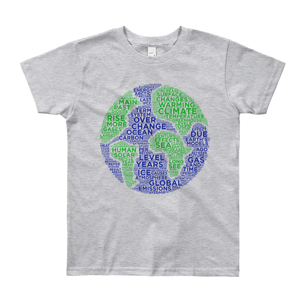 Climate Change Youth T-Shirt