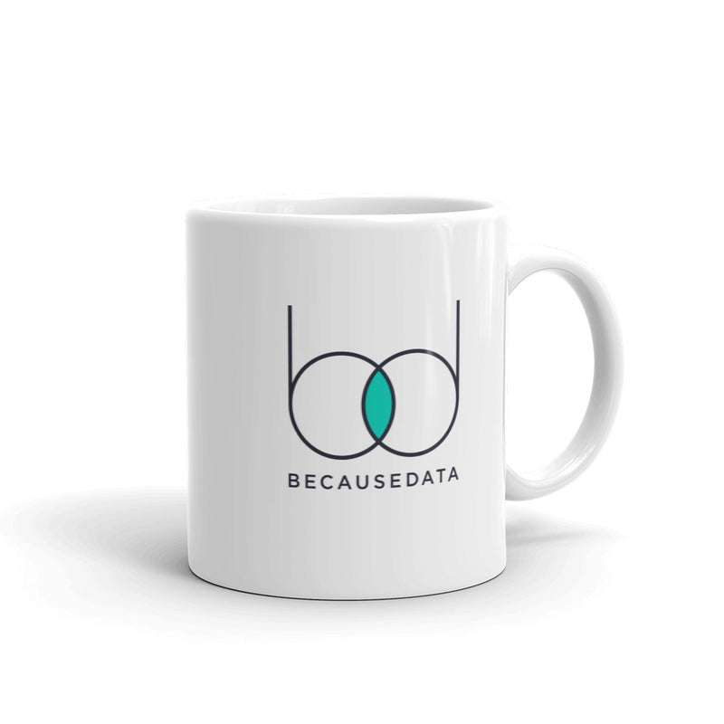 because data nerdy mug data science machine learning AI