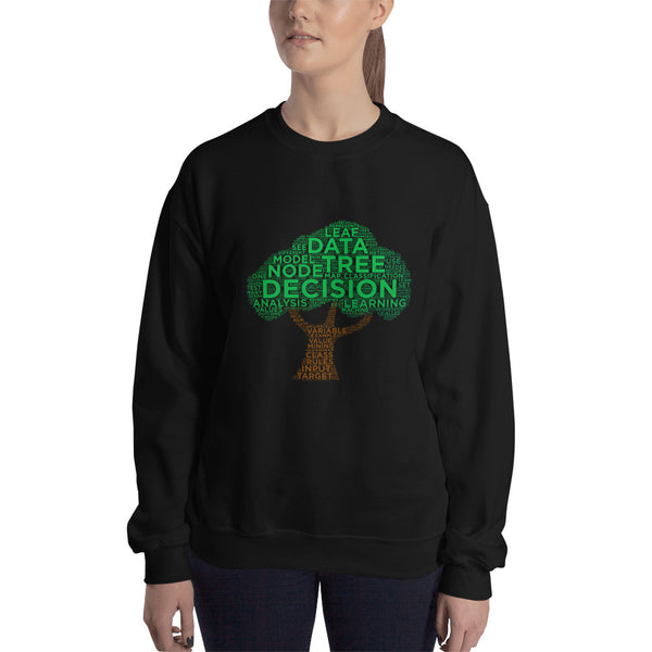 Decision Tree Sweatshirt