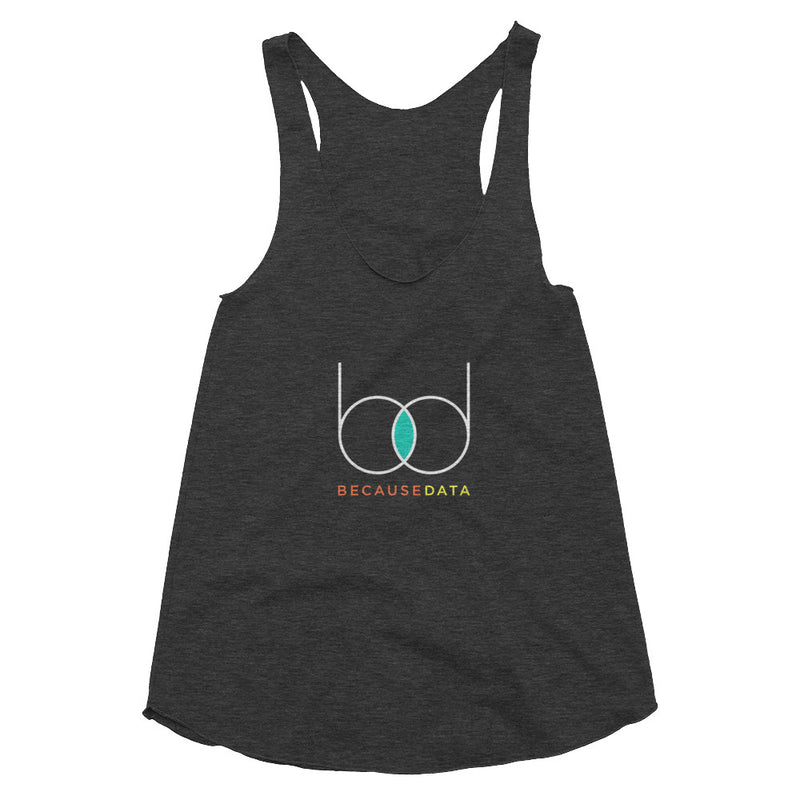 because data nerdy women's tank data science machine learning AI
