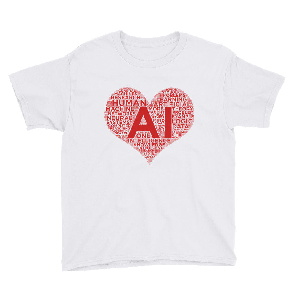 Good AI Youth T-Shirt