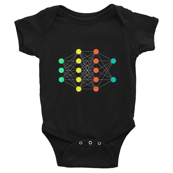 neural network infant bodysuit onesies nerdy data science machine learning AI