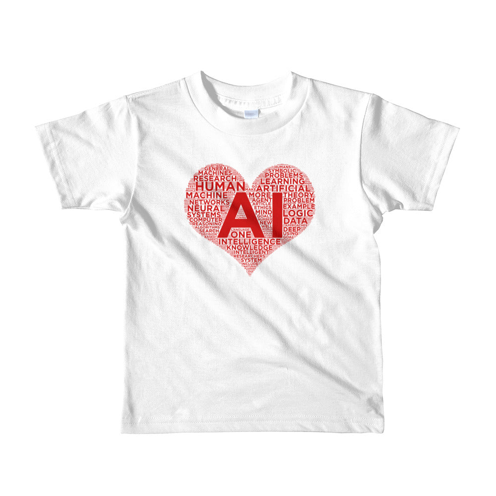 Good AI kids t-shirt