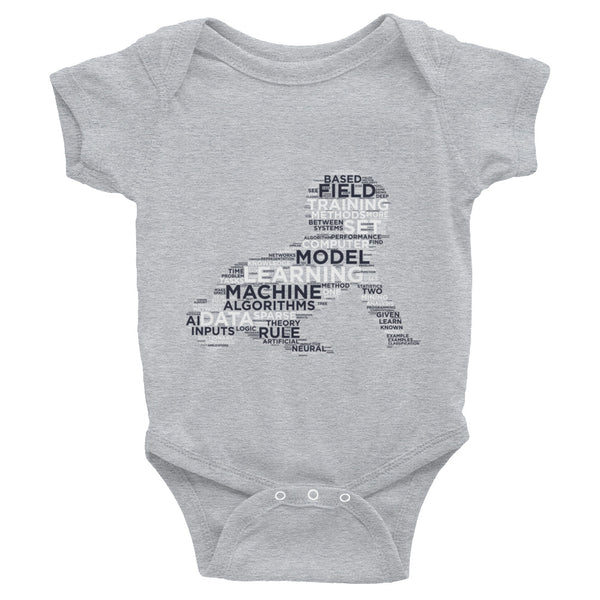 Machine Learning Baby Bodysuit