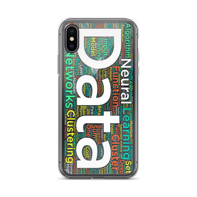 Data iPhone Case