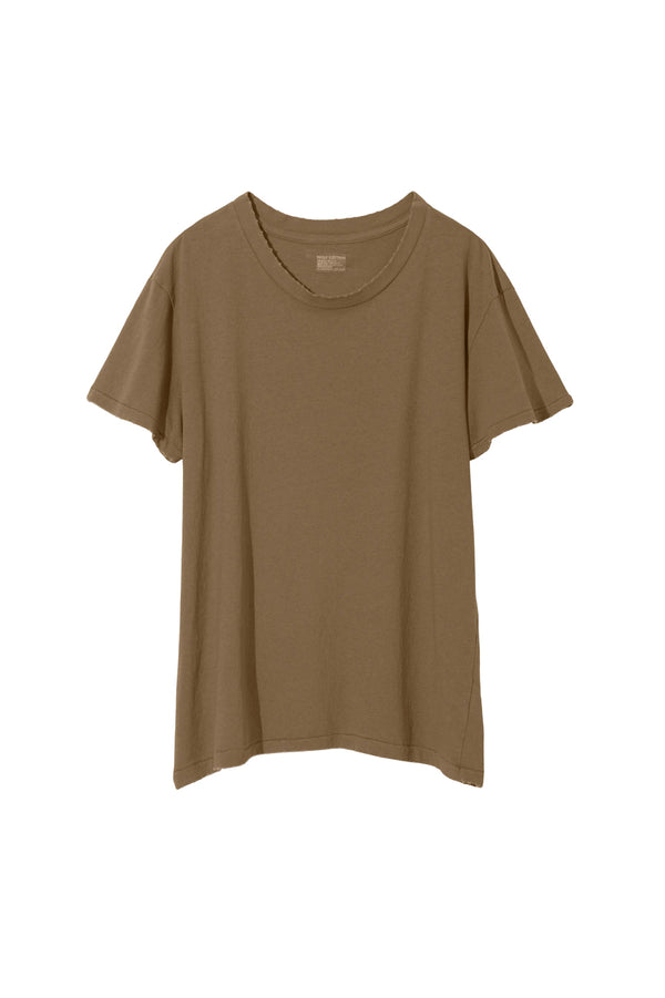 Brady Tee in Army Green by Nili Lotan