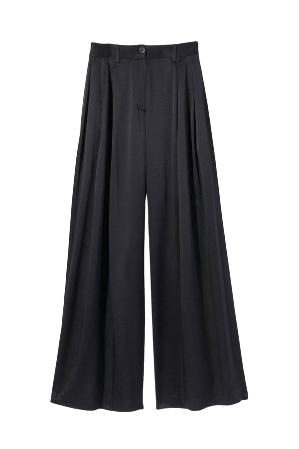 Brixton Pant in Black by Nili Lotan