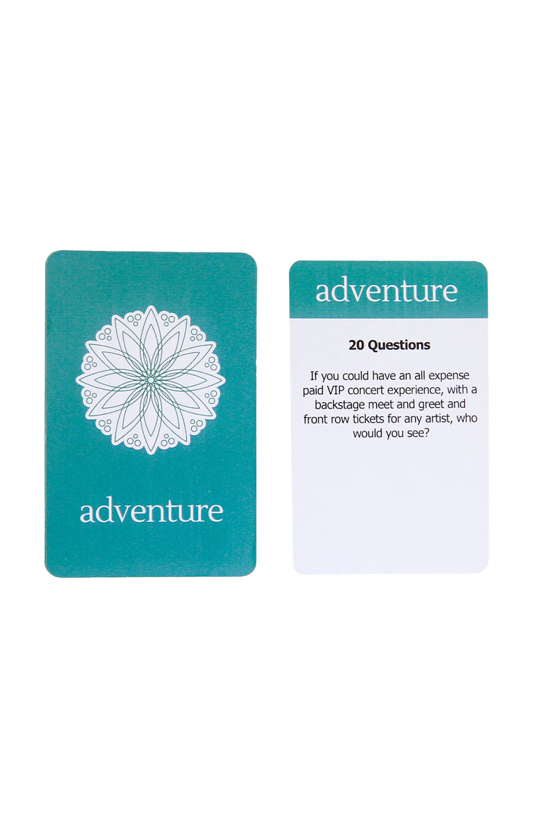 Sparked Board Game, Adventure Card