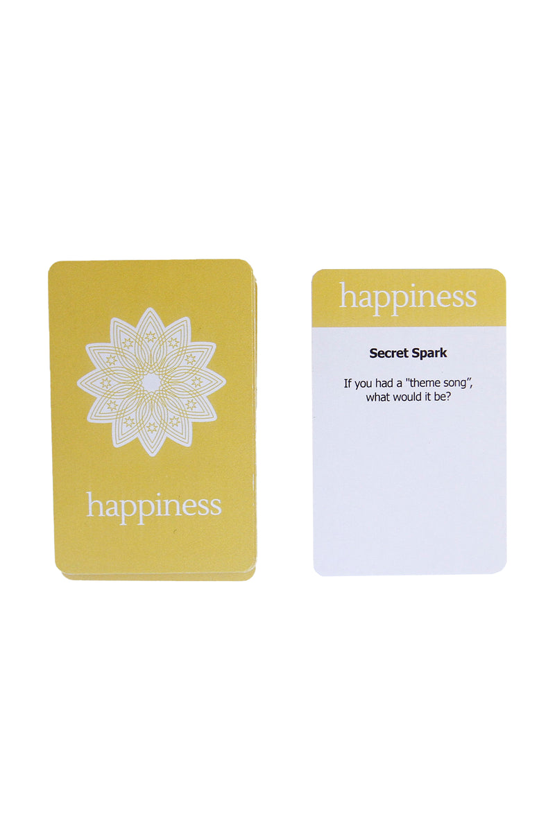 Sparked Board Game, Happiness Card