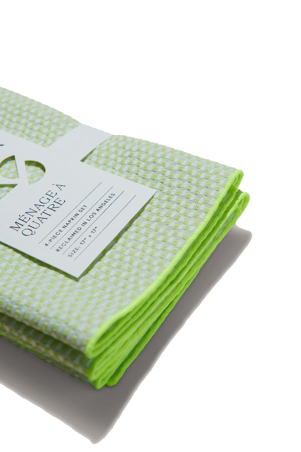 Electric Weave Napkins | Atelier Saucier