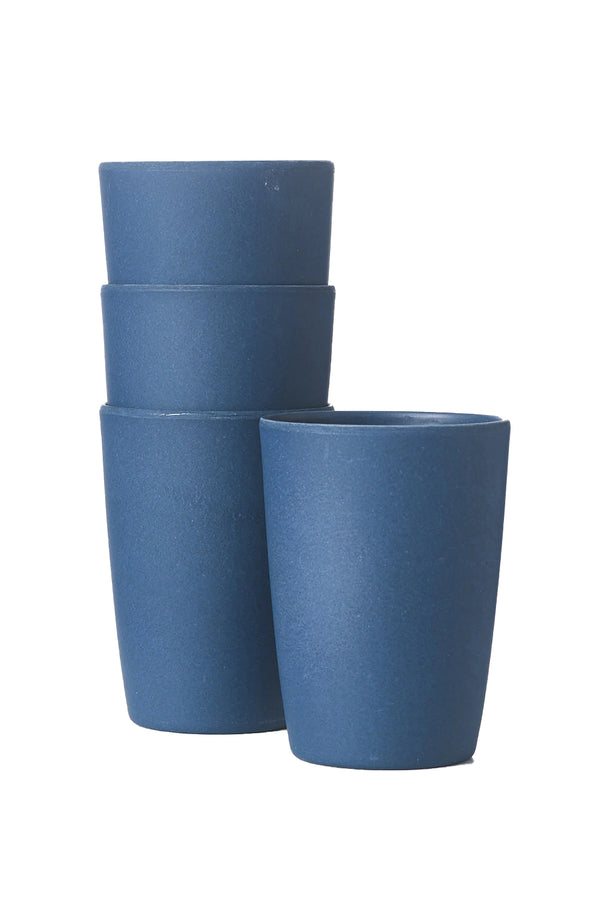 Set of 4 12oz Cups in Dragon Thief | Fable NY