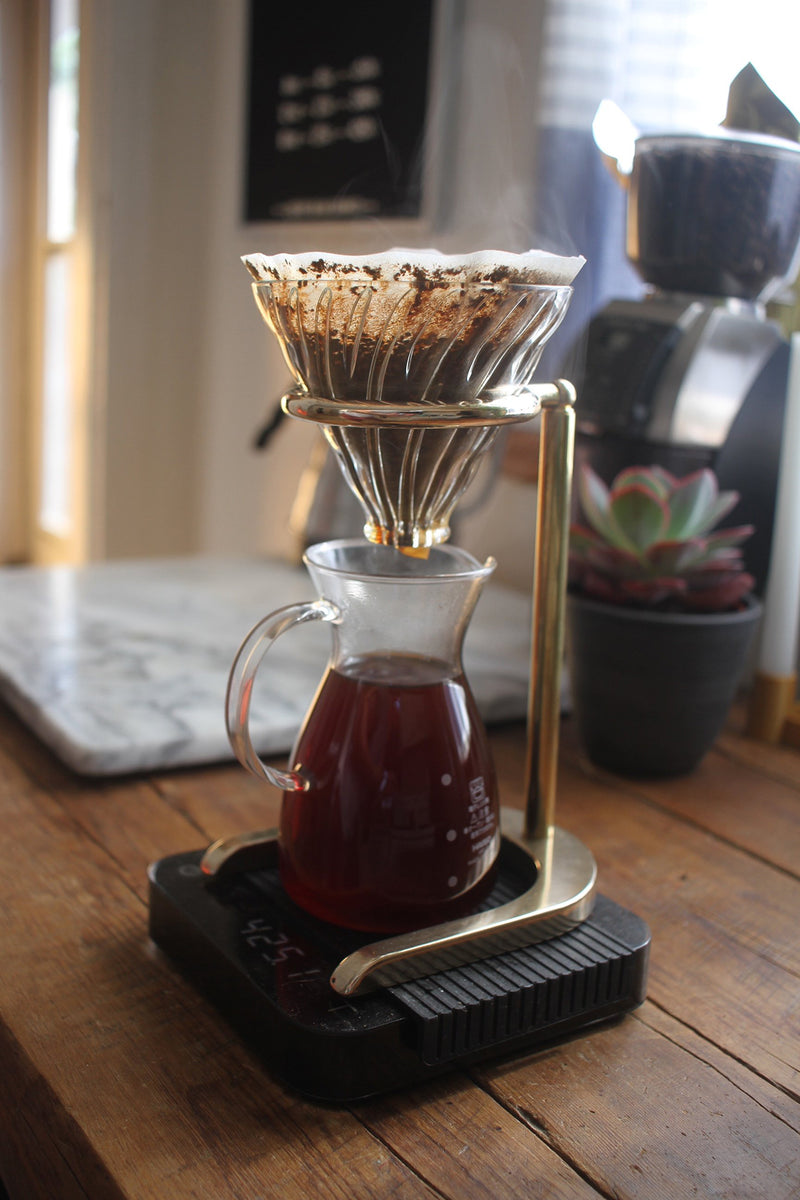 Botanist Pour Over Stand