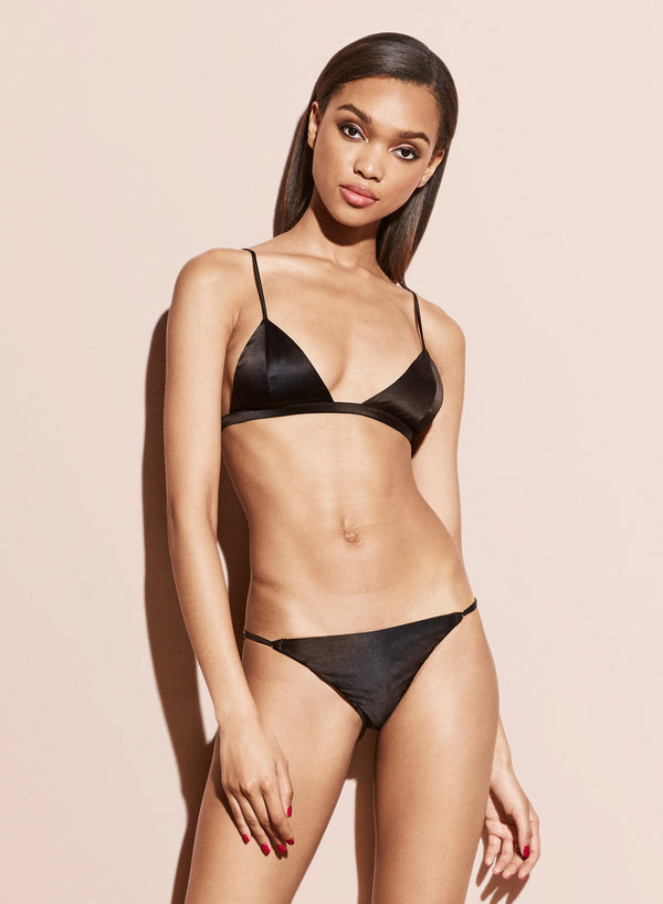 Luxe Cheeky in Black by Fleur du Mal