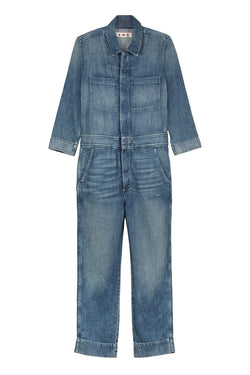 Skip Denim Jumpsuit