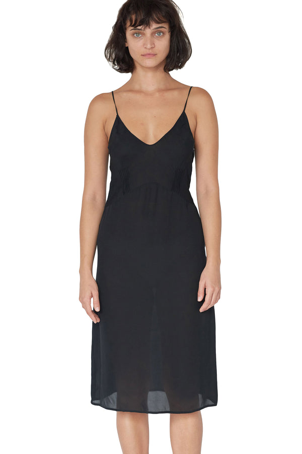 Black Cadel slip by Araks