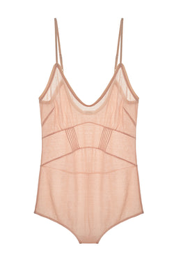 Nude Quela bodysuit by Araks