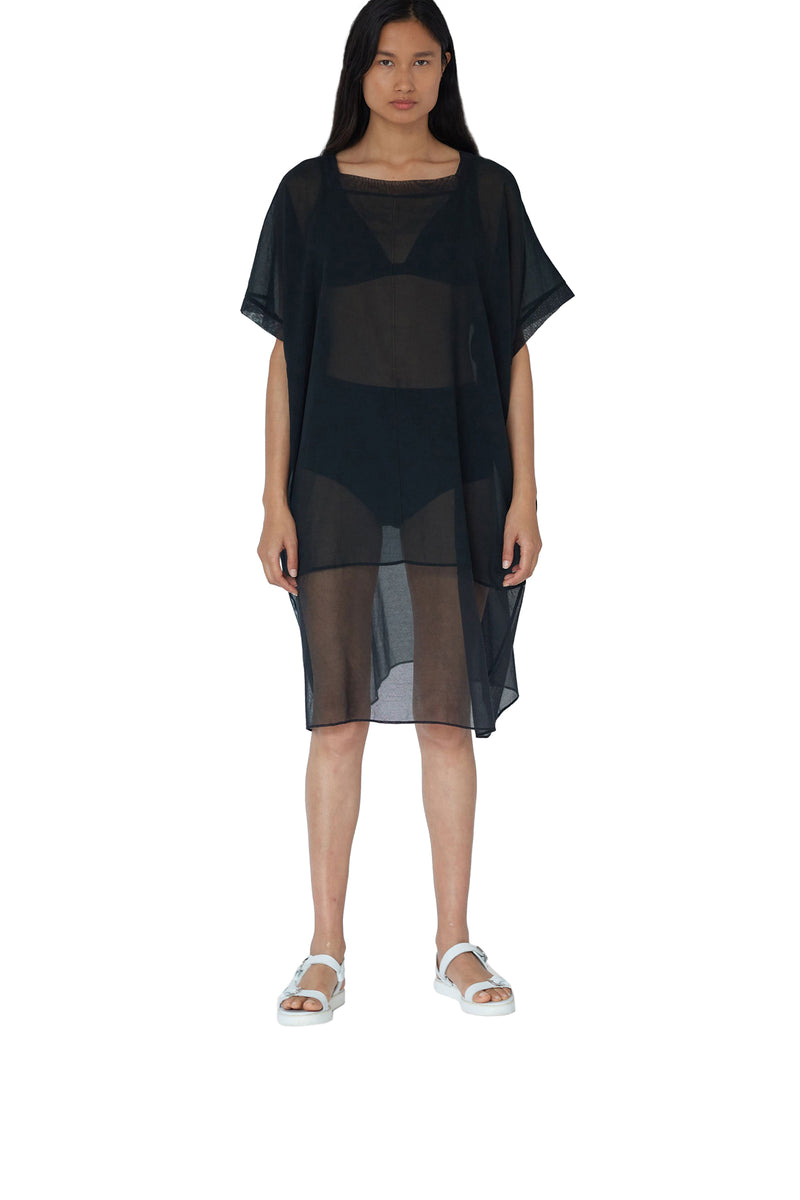 Black Tilda cover-up by Araks