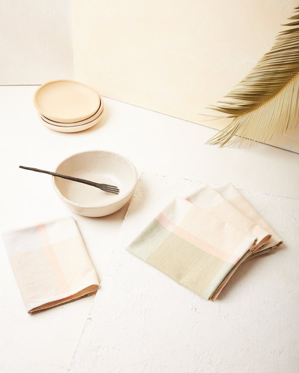 Albers Napkin - Meadow | MINNA