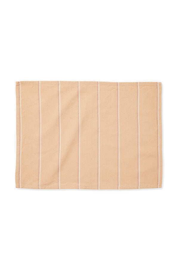 Albers Placemat - Oak | MINNA