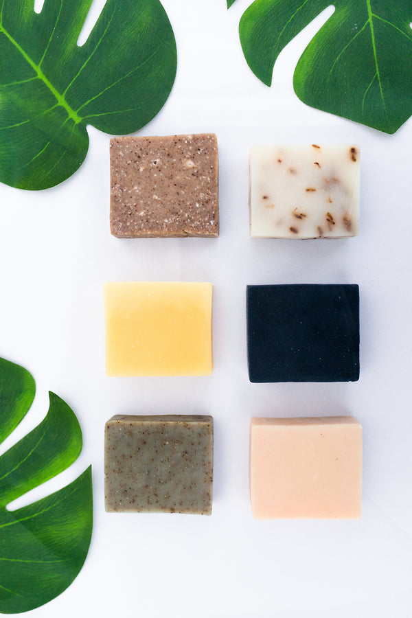 Calm Aromatherapy Soap