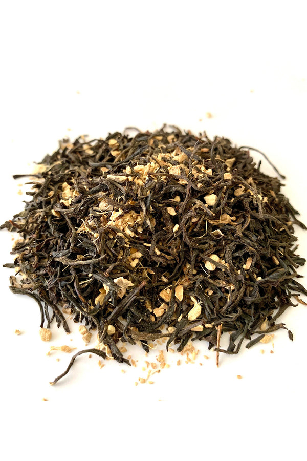Assam Black Tea and Ginger