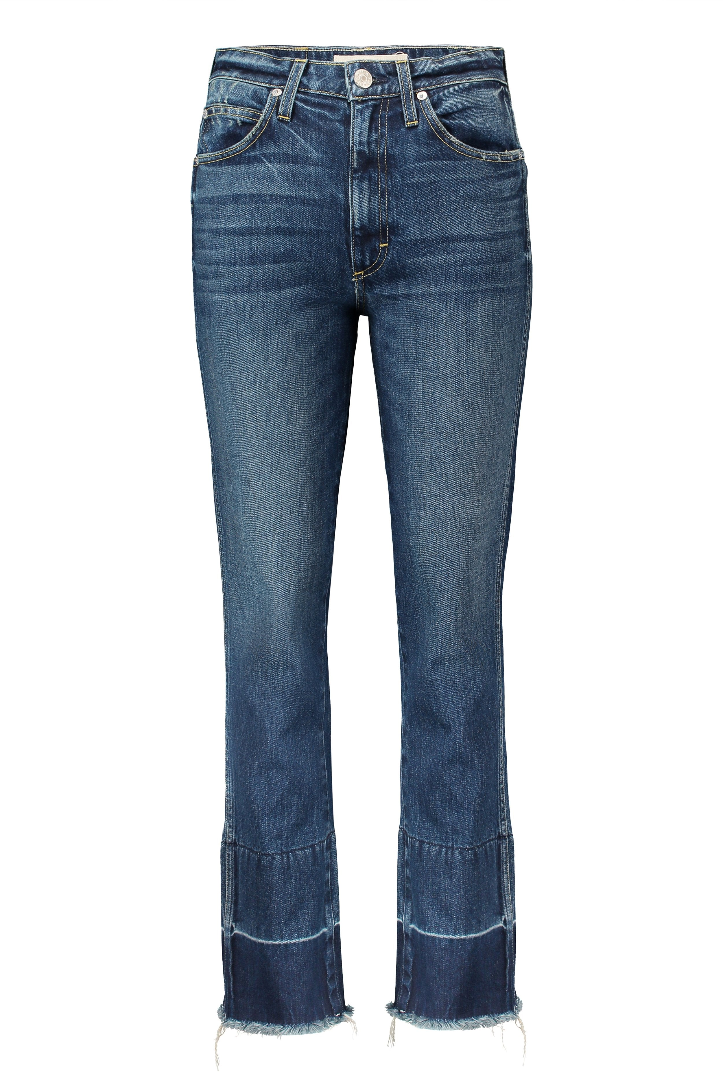 Bella Jeans with Released Hem