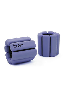 Lilac wearable weights by Bala Bangles