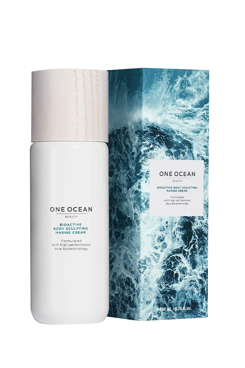 Bioactive Body Sculpting Marine Cream | One Ocean Beauty