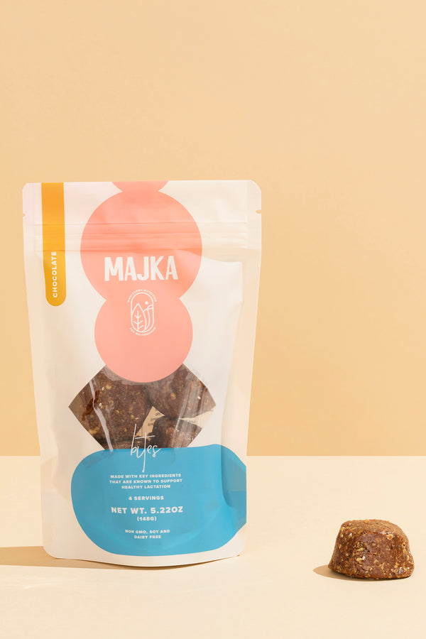 Majka - Chocolate Lactation Bites