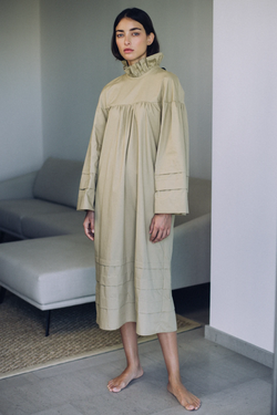 Lydia Nightgown in Tan | Campo Collection