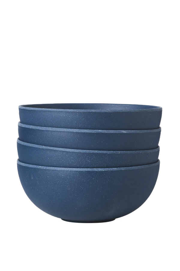 Set of 4 Cereal Bowls in Dragon Thief | Fable NY