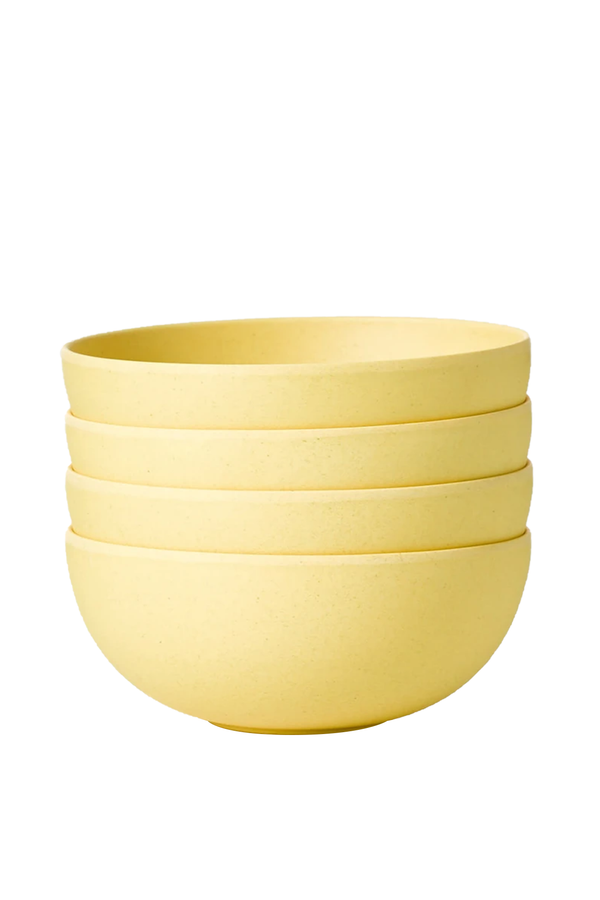 Set of 4 Cereal Bowls in Midnight Moon | Fable NY