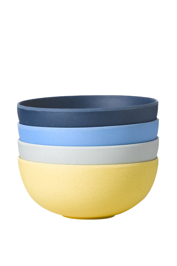Set of 4 Assorted Cereal Bowls: Mixed Pack Three | Fable NY