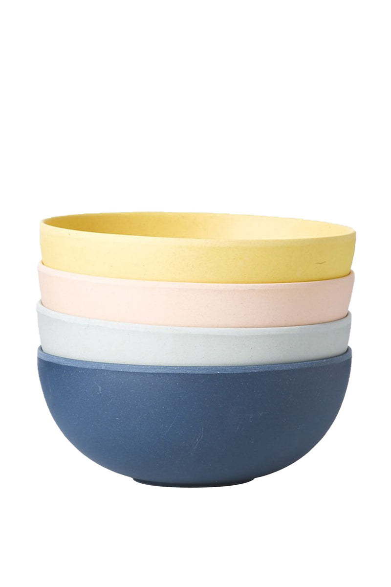 Set of 4 Assorted Cereal Bowls: Mixed Pack Two | Fable NY