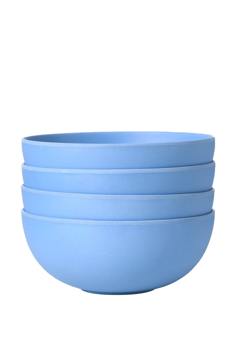 Set of 4 Cereal Bowls in Robin's Egg | Fable NY