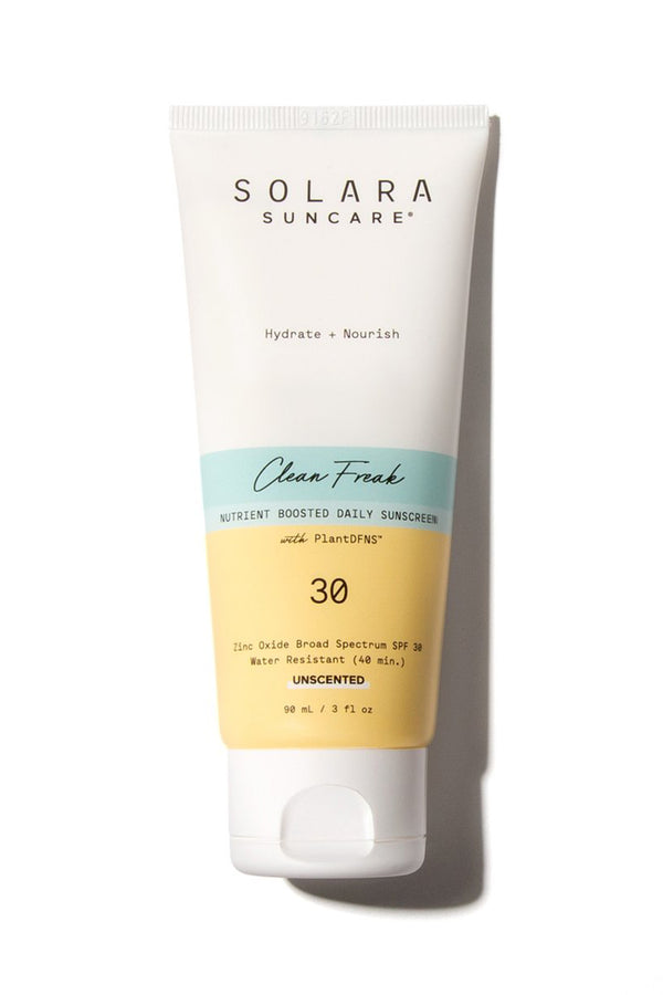 Clean Freak Daily Sunscreen Unscented