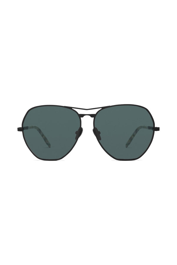 Black Avatar 103 Sunglasses by Coco and Breezy