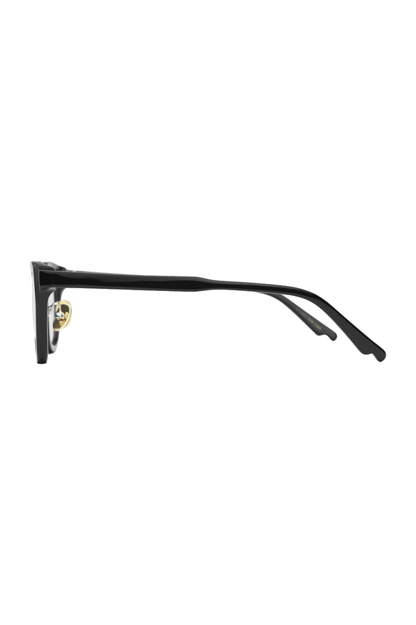 Black cat eye Baker 103 Glasses by Coco and Breezy