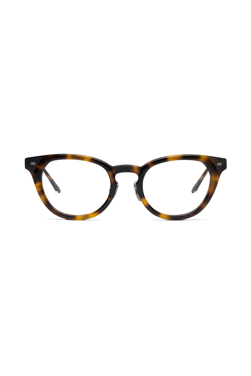 Tortoise cat eye Baker 101 Glasses by Coco and Breezy