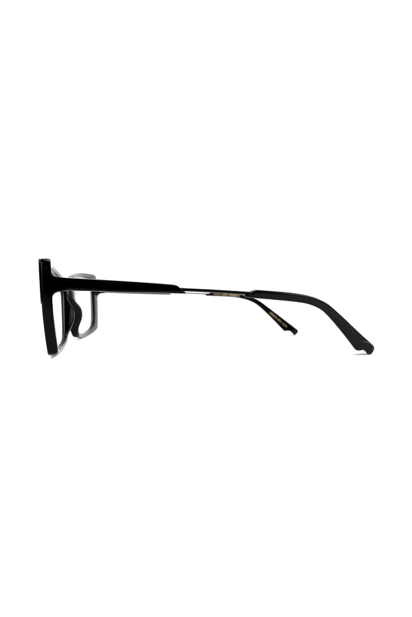 Thick blame frame Clarity 103 Glasses by Coco and Breezy