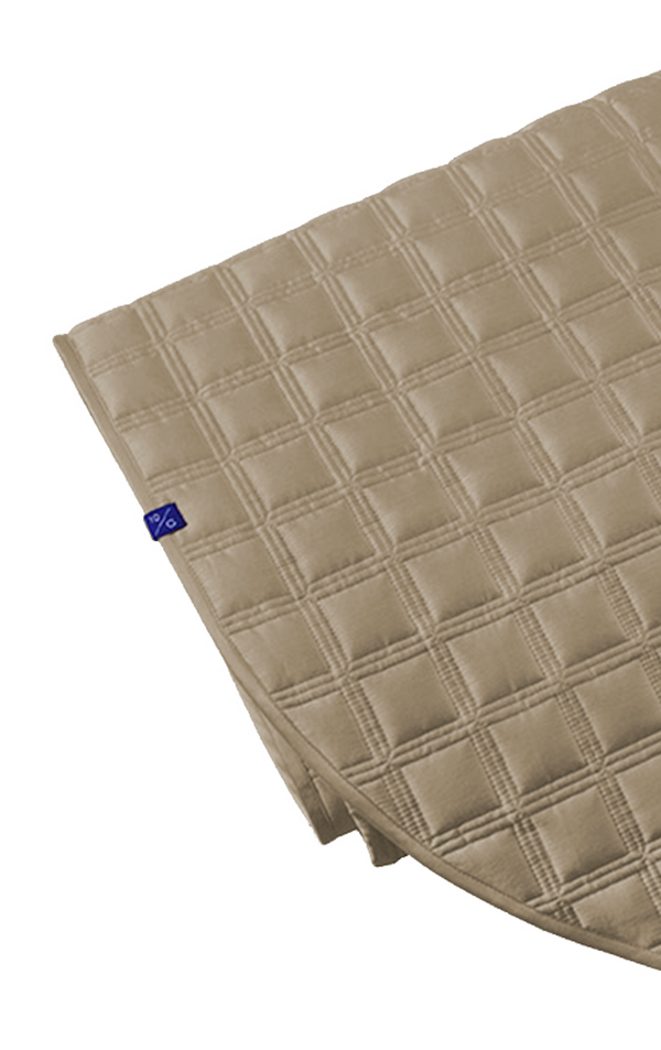 The Crosby Coverlet - Beige