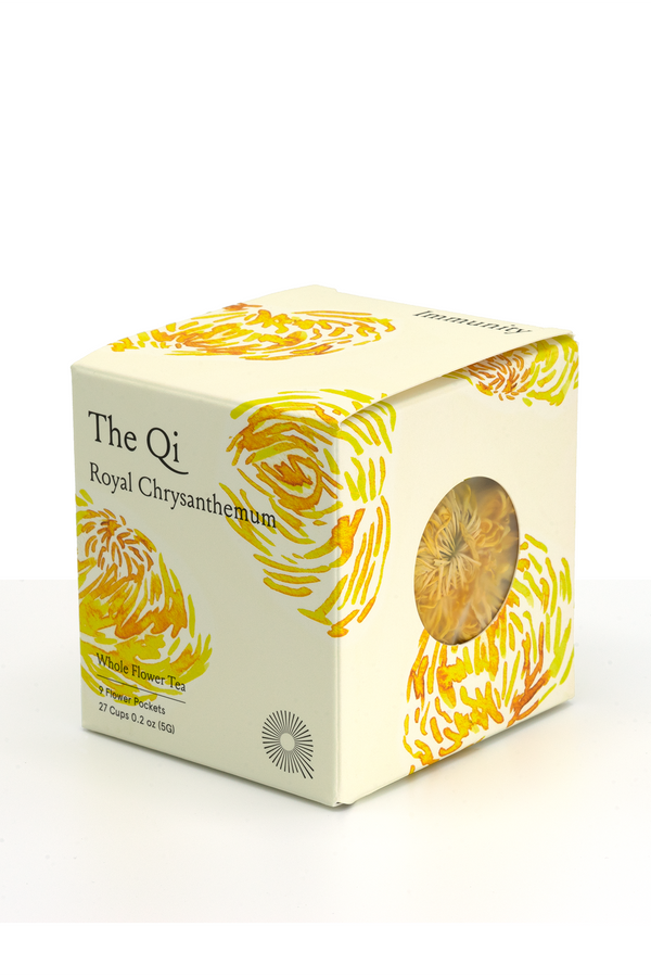 Royal Chrysanthemum Whole Flower Tea - The Qi