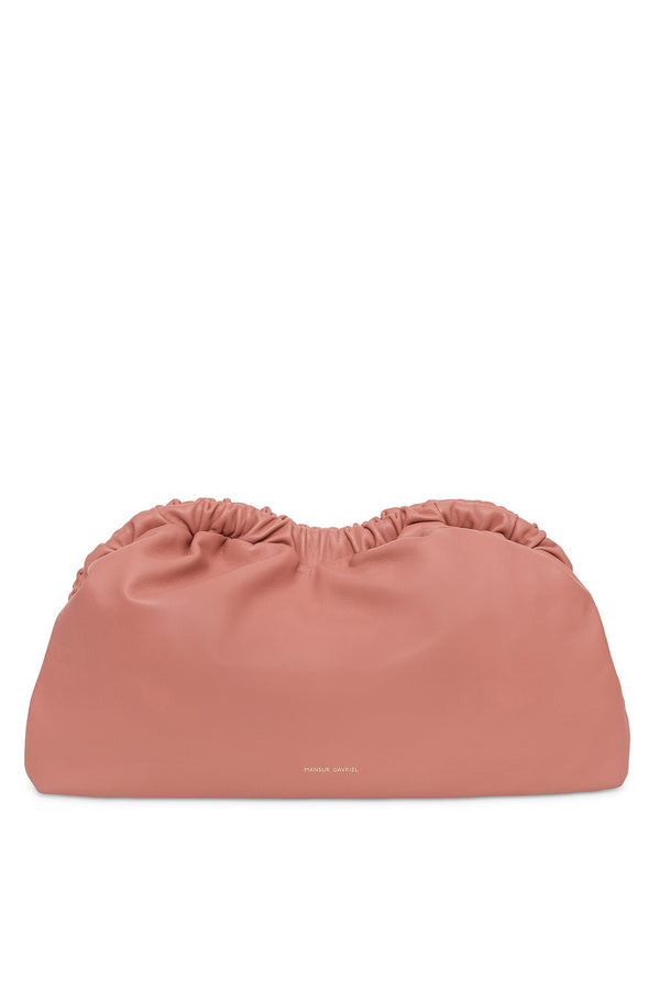 Cloud Clutch in Blush | Mansur Gavriel