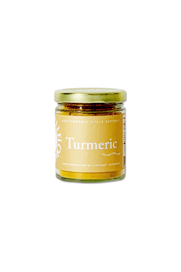 Turmeric Adaptogenic Cycle Support by Wellflower