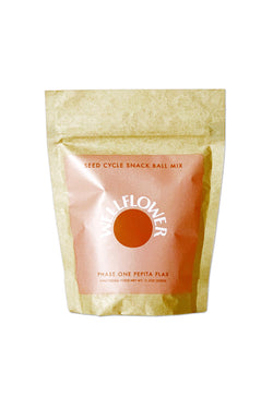 Pepita Flax Seed Cycle Blend by Wellflower